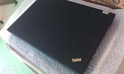 Genuine Lenovo ThinkPad Core i7 Laptop In Mint