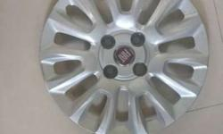 Genuine OE wheel cover 14 inch for punto active and