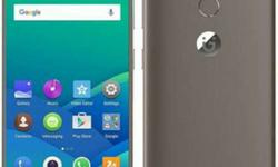 Gionee s6s witH font flasH,8mp front & 13 mp back