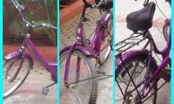 Hero India gold girls bicycle. negotiable. New bicycle