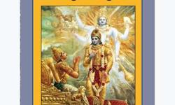 The Bhagavad-gita is the main source-book on yoga and a