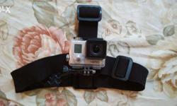 Great condition Go Pro Hero 3 white edition with