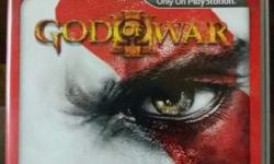 God of war 3 ps3 best action game in its series