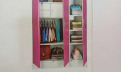 Godrej 3 Door Slimline Brand New.With 2 drawer and