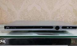 Godrej dvd player good working