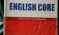 GOLDEN English Core book for class 12th. Most favourite
