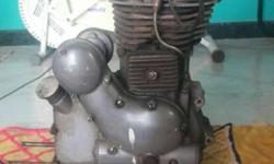 Good condition 1990model engine running condition cell