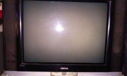 good condition 29 inches onida TV sounds volume it's