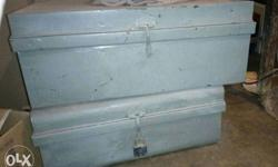 good condition 3 trunk each rs 600