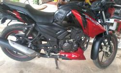 TVS Apache for sale model 2013