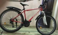 Good condition bike Rock 1 call