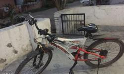 Good condition cycle 8 months used market price 14000