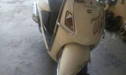 Good condition plesur scootry percect ingon