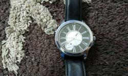 Good condition watch with bill and box..water resistant