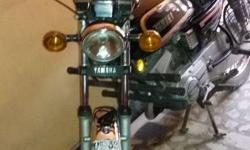 Good condition YAMAHA RX135 for selling in