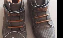 Good quality shoes fit for kids ageing 7 to 8 years.