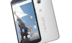 Google Nexus 6 :- Perfect condition with out any single