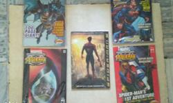 Gotham collection of 5 super issues.Price rs 300 for