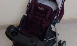 2 year old stroller in good condition and price is