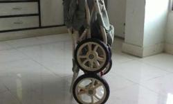 Graco Pram and Car Seat pair in good condition.