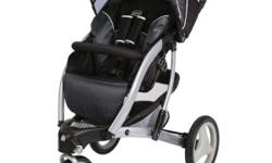 second Hand Graco Stroller for baby 3 wheel