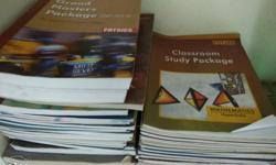 Grand Master Package And Classroom Study Package Books