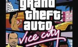 Grand Theft Auto Vice City Orginal Pc Game Fresh price