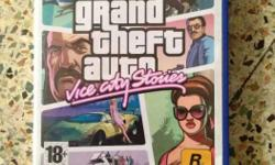 Grand Theft Auto Vice City Stories Video Game in