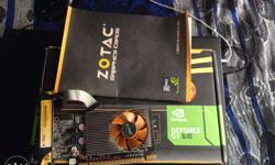ZOTAC NVIDIA GT610 SYNNERGY EDITION 2GB DDR3 open gl 4