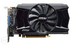 msi gtx 750 ti 2gb ddr5 oc edition in 2 year remaining