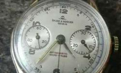 Gray-faced Analog Watch