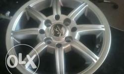 Gray 8-spoke Auto Wheel 13 number 4 pic