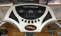 Body Massage 3hp motor its like brand new n v will