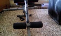 Gray And Black Gym Equipment