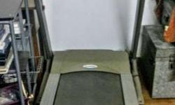 Fully automated Treadmill excellent condition. American