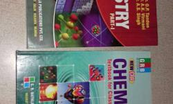 GRB Chemistry Textbook for class 11th.. In new