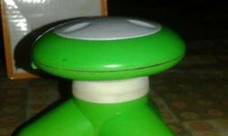 Green And White Massager