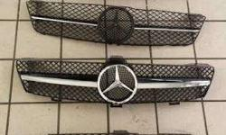 Grills for Audi BMW Mercedes Benz. Retail and wholesale