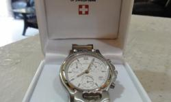 Hi all, I had bought this Grovana Swiss watch from