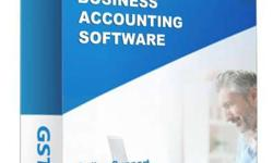 GST ready billing and accounting software. 1 year