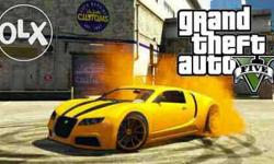 gta 5 for pc version intrested msg me...