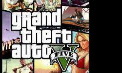 gta 5 sealed pack game for pc. online price is 4000, i