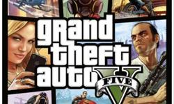 Gta 5 . The Game Dont Need Description.Talk for