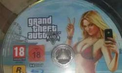 GTA V PS3 Game Disc