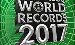 Brand New Guinness World Records 2017