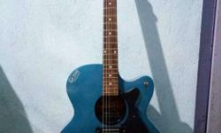Guitar at very good condition with Capo and a Guitar