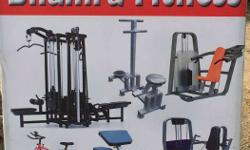 gym Equipment and gym manufacturers in Ludhiana