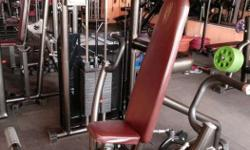 Black And Red Gym Equipment