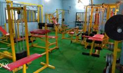 gym machines for sell