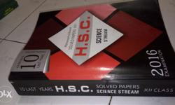 H.S.C Science stream solved papers of 2010-2015 (March